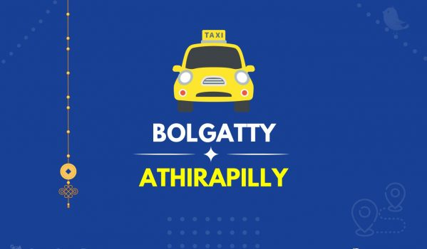 Bolgatty to Athirapilly Taxi (Featured Image)