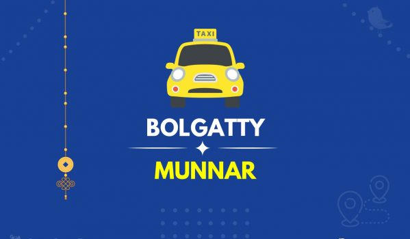 Bolgatty to Munnar Taxi (Featured Image)