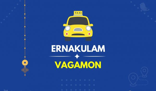 Ernakulam to Vagamon Taxi (Featured Image)