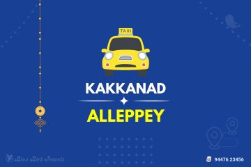 Kakkanad to Alleppey taxi (Featured Image)