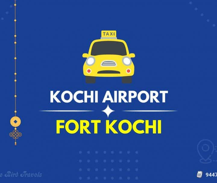 Kochi Airport to Fort Kochi (Featured Image)