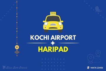 Kochi Airport to Haripad Taxi (Featured Image)