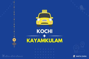 Kochi to Kayamkulam Taxi(Featured Image)