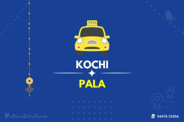Kochi to Pala Taxi (Featured image)