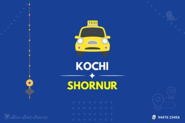 Kochi to Shornur Taxi (Featured image)