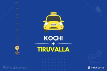 Kochi to Thiruvalla Taxi (Featured image)