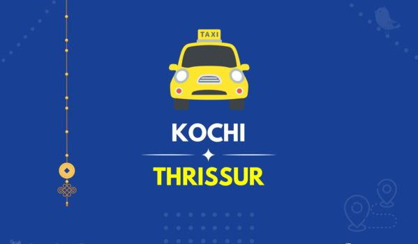 Kochi to Thrissur Taxi(Featured Image)