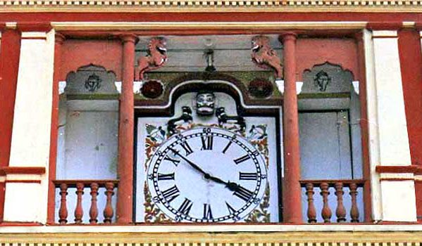A Historical Clock