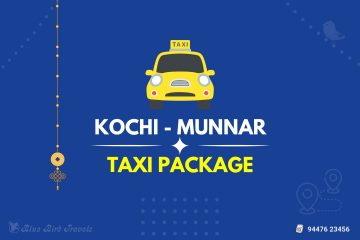 Product Kochi Munnar Taxi Package(Featured Image)