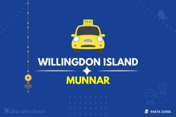 Willingdon Island to Munnar Taxi(Featured Image)
