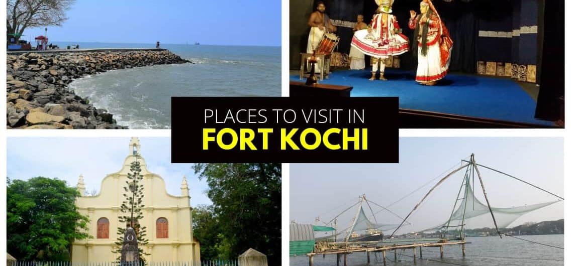 Featured image of Places to visit in Fort Kochi