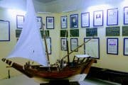 Artifacts at Indian Naval Maritime Museum