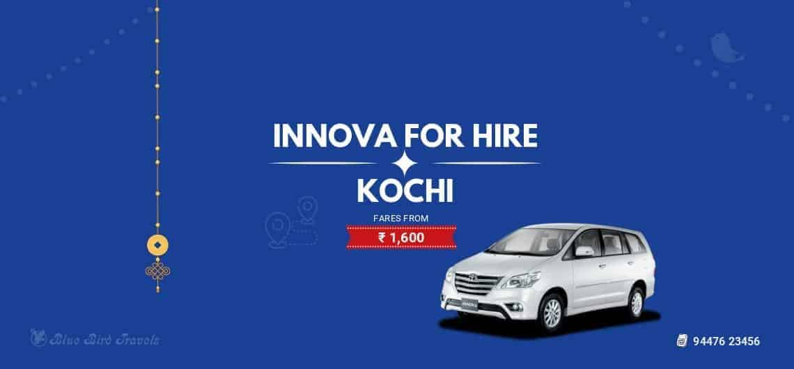 Taxi Innova Car rental for outstation