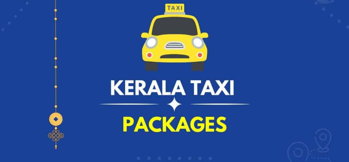 Kerala Taxi Packages (Featured Image)